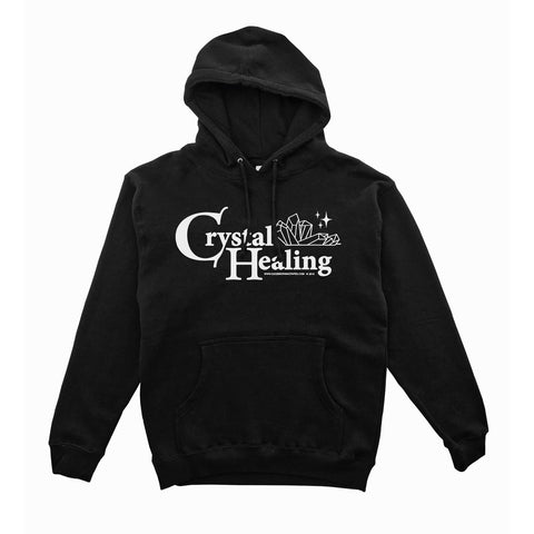 Good Morning Tapes Crystal Healing Pullover Hood - Out Of Joint Records