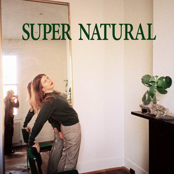 Jonnine - Super Natural - Out Of Joint Records