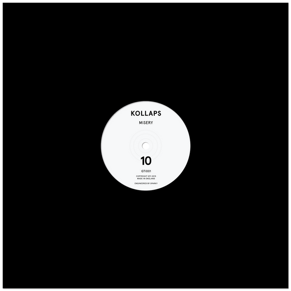 Kollaps - Misery - Out Of Joint Records