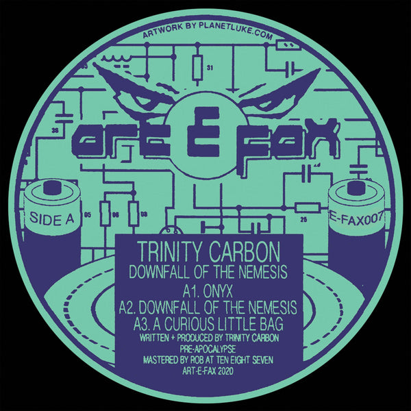 Trinity Carbon - Downfall of the Nemesis