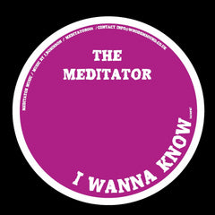 The Meditator - I Wanna Know // Hold A Medz Mix