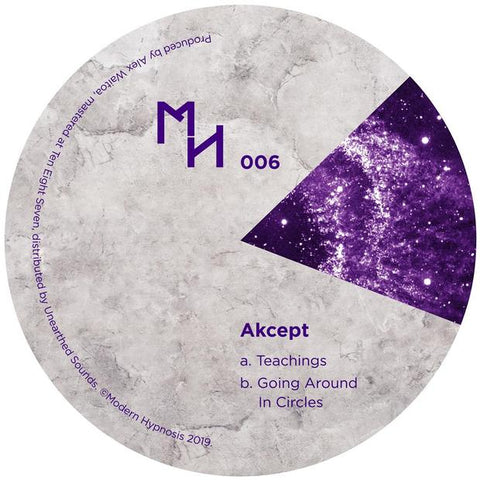Akcept - Teachings / Going Around In Circles - Out Of Joint Records