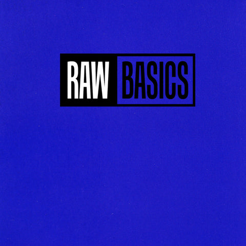 Basic Rhythm & Parris -  Raw Basics (Vol.1) (Pre-order) - Out Of Joint Records