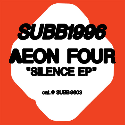 Aeon Four - Silence EP - Out Of Joint Records