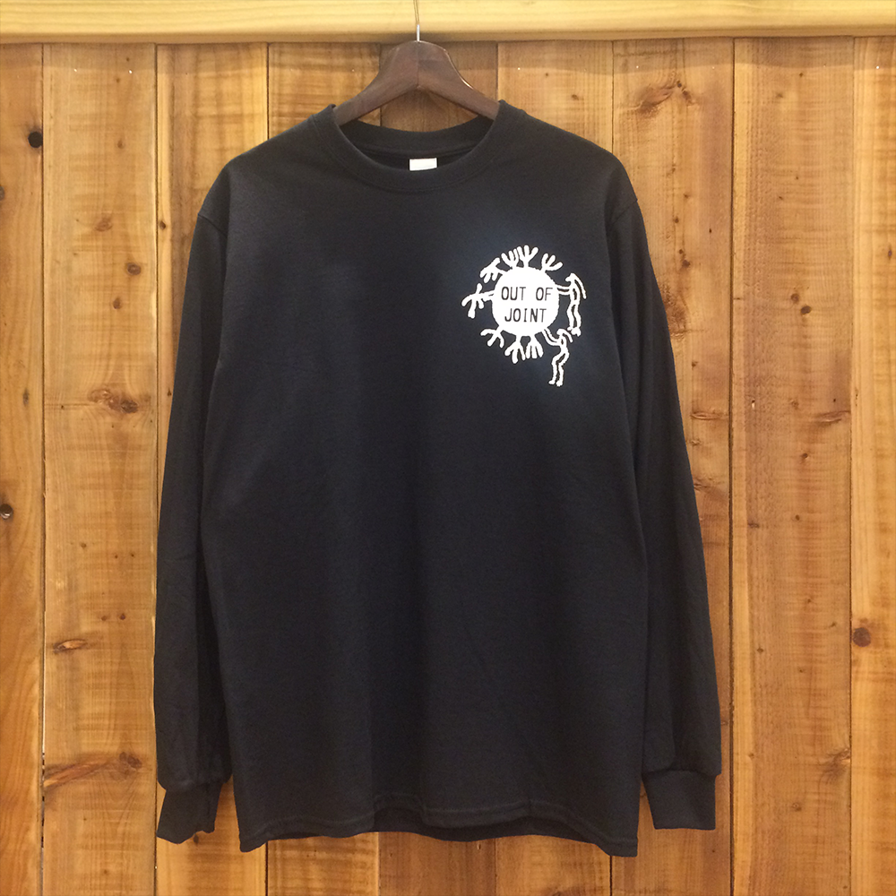 Out Of Joint Cactus Long Sleeve Black
