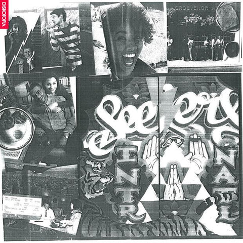 Seekersinternational - Ragga Preservation Society EP (Repress)