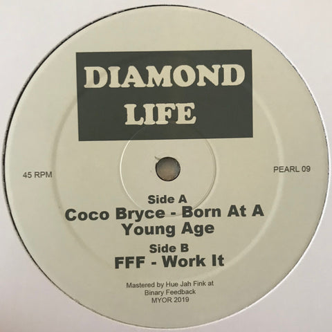 Coco Bryce & FFF - PEARL09 (Pre-order) - Out Of Joint Records