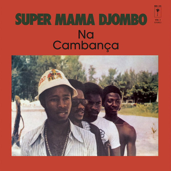 Super Mama Djombo - Na Cambança - Out Of Joint Records