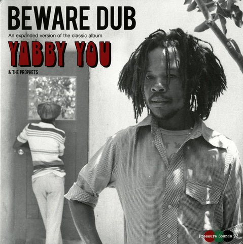 Yabby You & The Prophets ‎- Beware Dub