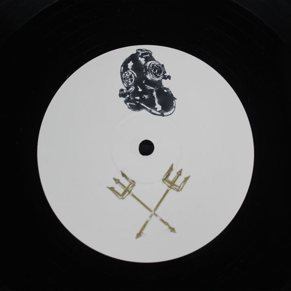 "Roque - Brown Baby (Ltd Hand-Stamped 12"")"