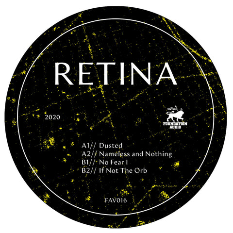 Retina - Dusted EP