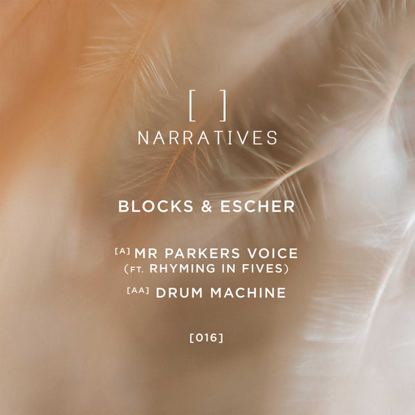 Blocks & Escher - Mr Parkers Voice / Drum Machine - Out Of Joint Records