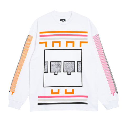 The Trilogy Tapes TTT Block Noise Longsleeve