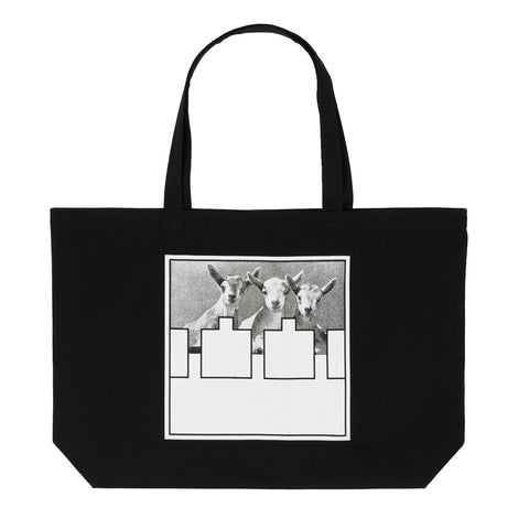 The Trilogy Tapes Goat Record Bag