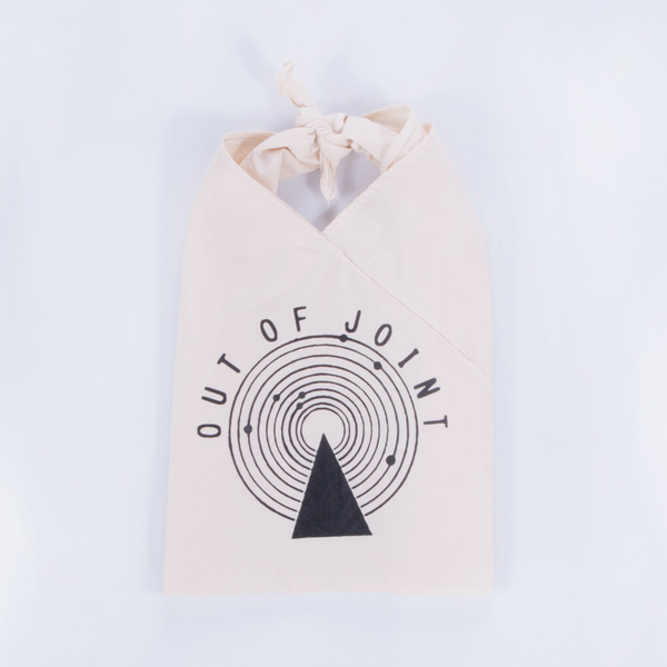 Out Of Joint Stock Logo Bag Natural - Out Of Joint Records