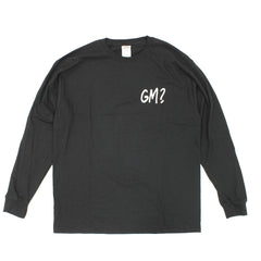 Get Me Long Sleeve T-Shirt Black