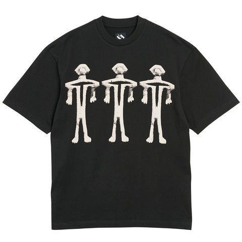 The Trilogy Tapes Dogu T-Shirt Black