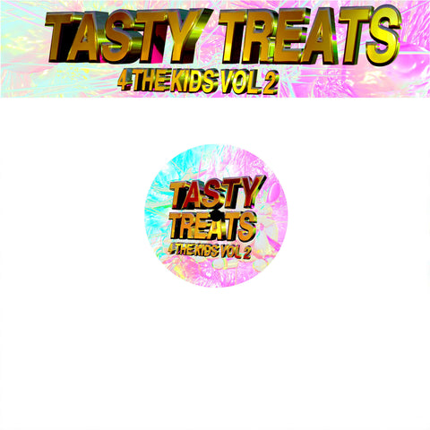 Various Artists - Tasty Treats 4 The Kids Vol. 2 (Pre-order)