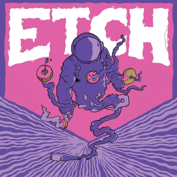 Etch - The Cosmic B-Boy EP - Out Of Joint Records