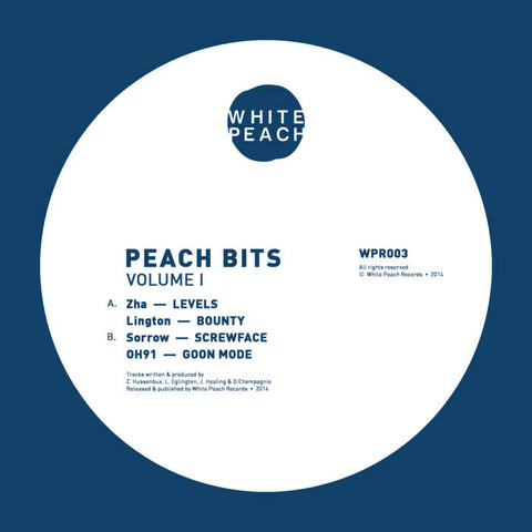 Various Artists - Peach Bits Vol. 1 - Out Of Joint Records