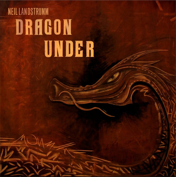 Neil Landstrumm - Dragon Under - Out Of Joint Records