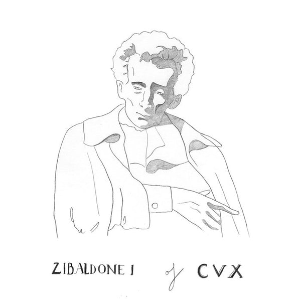 CVX - Zibaldone I of CVX - Out Of Joint Records