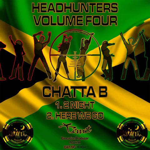 Chatta B - Kemet Headhunters: Volume Four - Out Of Joint Records