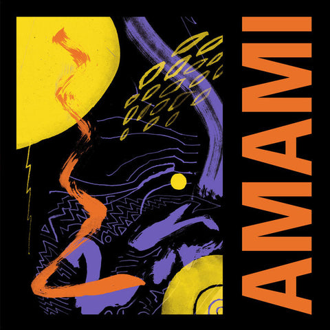 Amami - Giant - Out Of Joint Records