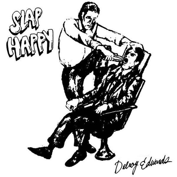 Delroy Edwards - Slap Happy LP - Out Of Joint Records