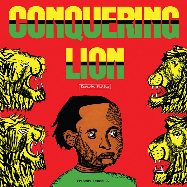 Yabby You & The Prophets ‎- Conquering Lion (Expanded Edition)