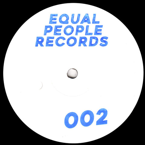 Various Artists - EPR002 - Out Of Joint Records