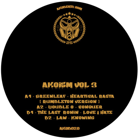 Various Artists - Ako Beatz Present: Akoism Volume 3