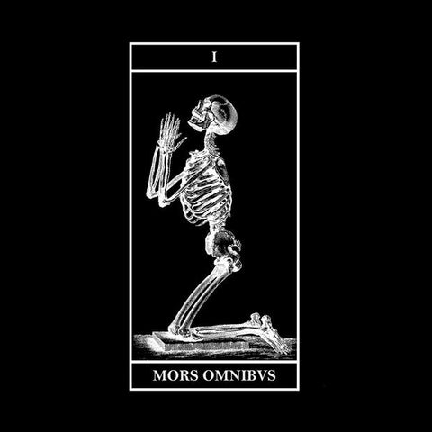 Various Artists - Mors Omnibus I (Cassette) - Out Of Joint Records