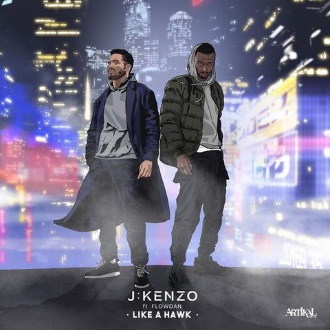J:Kenzo - Like A Hawk ft. Flowdan - Out Of Joint Records