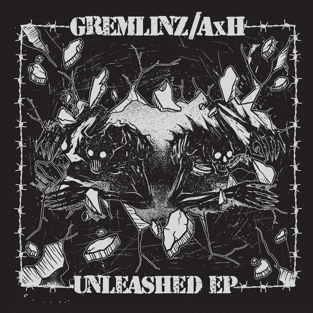 Gremlinz & AxH - Unleashed EP