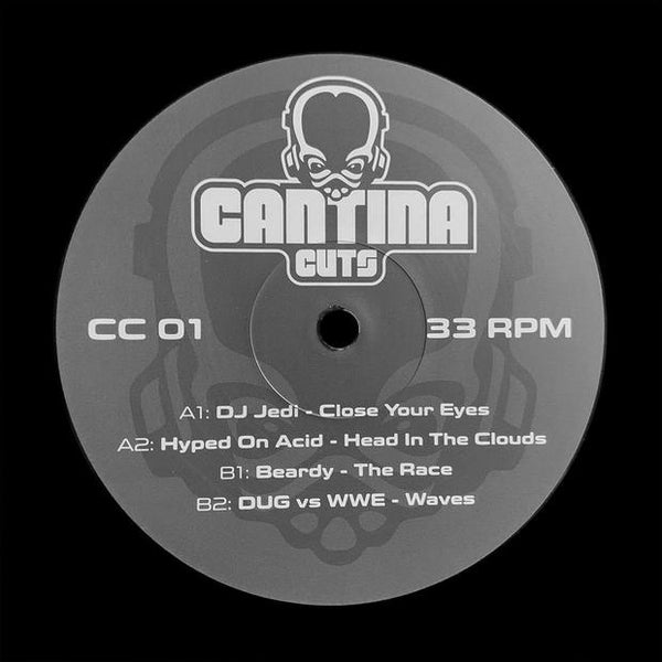 Various Artist - Cantina Cuts #1 - Out Of Joint Records