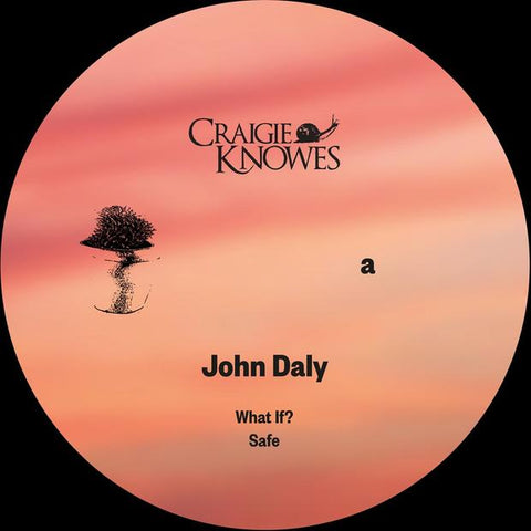 John Daly - Safe EP - Out Of Joint Records