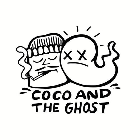 "Sonar's Ghost & Coco Bryce - Coco & The Ghost (10"" Vinyl)"