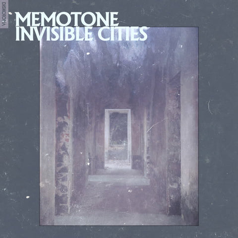 Memotone - Invisible Cities - Out Of Joint Records