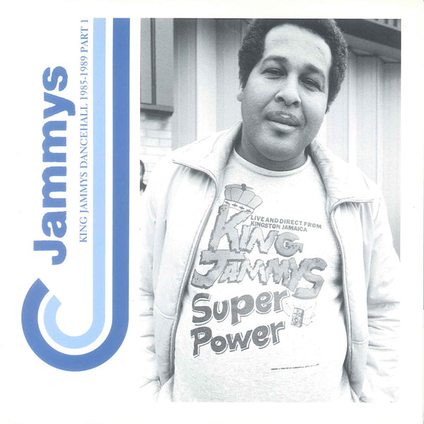 Various Artists -  King Jammys Dancehall 1985-1989 Vol. 1 - Out Of Joint Records