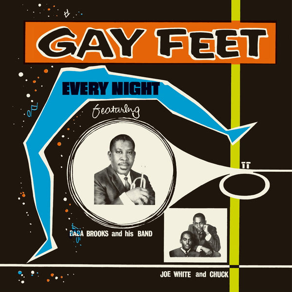 Various Artists - Gay Feet Every Night - Out Of Joint Records