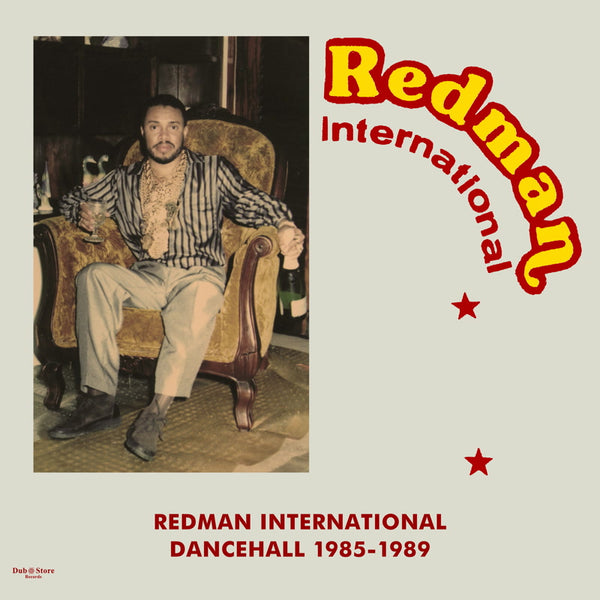 Various Artists - Redman International Dancehall 1985-1989 - Out Of Joint Records