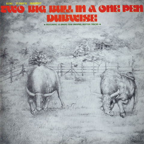 King Tubbys - Two Big Bull In A One Pen (Dubwise Versions) - Out Of Joint Records