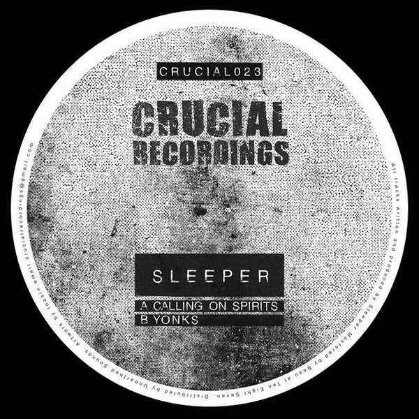 Sleeper - Calling On Spirits // Yonks - Out Of Joint Records