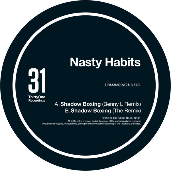 Nasty Habits - Shadow Boxing (Benny L Remix)