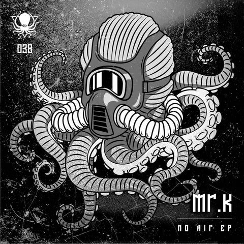 Mr.K - No Air EP - Out Of Joint Records