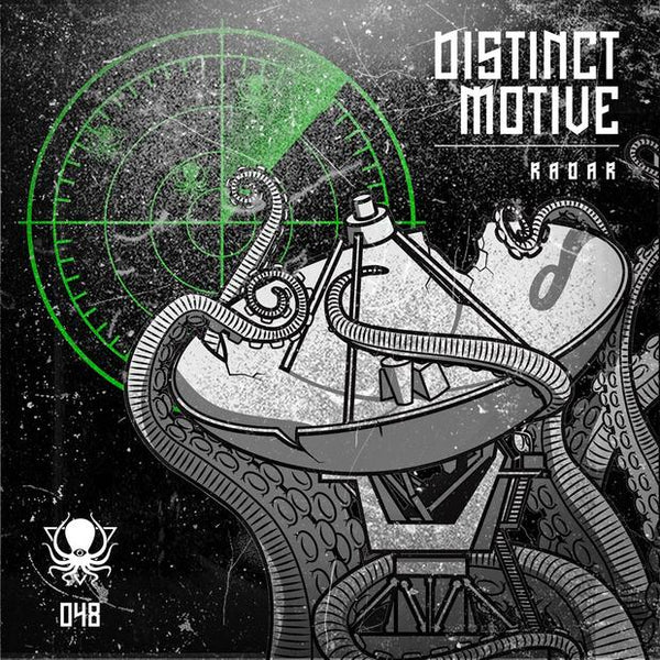 Distinct Motive - Radar EP - Out Of Joint Records