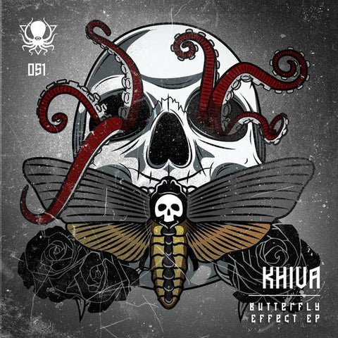 Khiva - Butterfly Effect EP - Out Of Joint Records