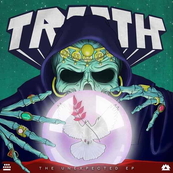 "Truth - The Unexpected EP (Coloured 12"" Vinyl) - Out Of Joint Records"