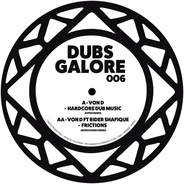 Von D Feat. Rider Shafique - Dubs Galore Remixes